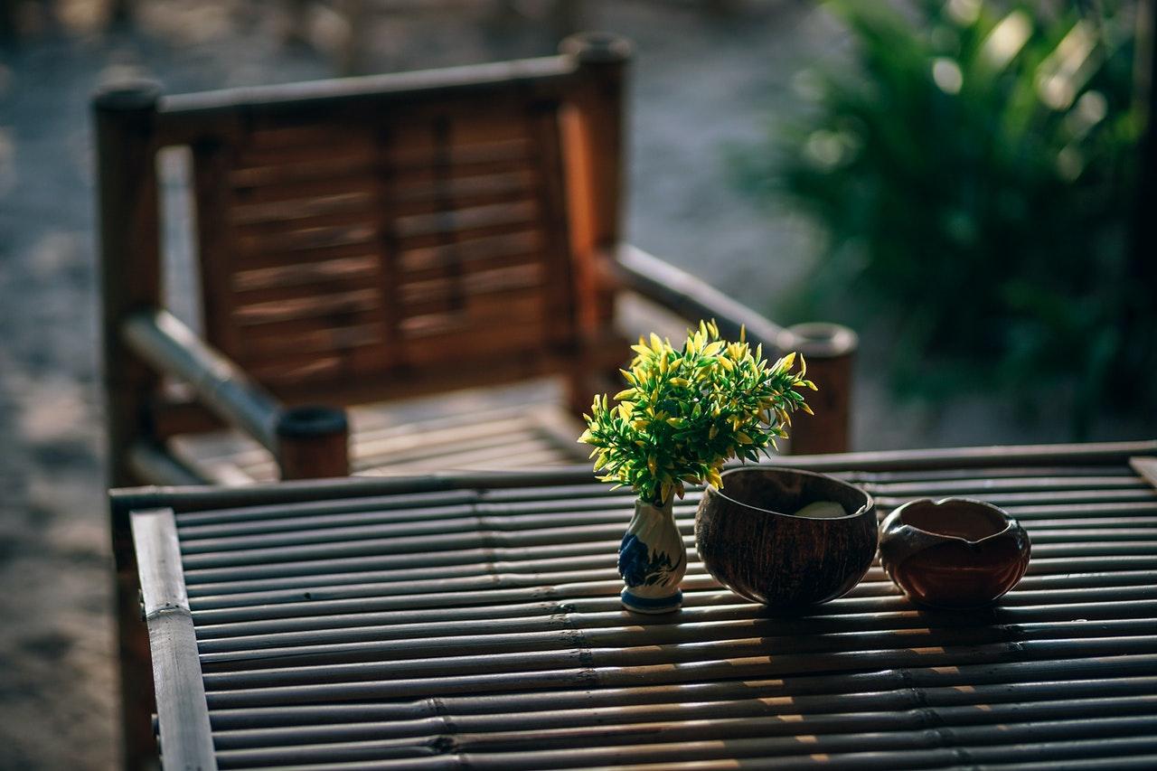 Záhradný nábytok - ako si vybrať?