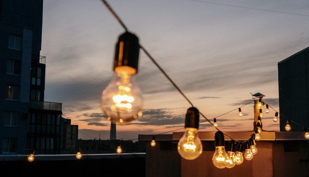 Viseče svetilke za vrt